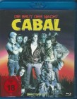 Cabal - Die Brut Der Nacht - Blu Ray - Director´s Cut - NEU