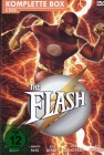 THE FLASH - Komplette Serie - Deutsch - 8 DVD Box - Rarität