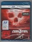 Cabin Fever 3 - Blu-Ray - 2D + 3D - neu in Folie - uncut!!