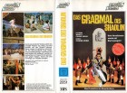 DAS GRABMAL DES SHAOLIN - Shaw Brothers RARITÄT - VHS