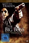 The Big Boss - Kampf der Triaden DVD Neuwertig
