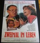Zweimal im Leben -A1- Filmplakat - Twice in a Lifetime