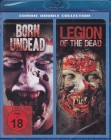 BORN UNDEAD + LEGION OF THE DEAD Blu-ray - Zombie Double