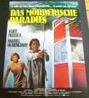 Mörderische Paradies - A1 - Filmplakat - Kurt Russell
