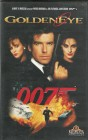 James Bond - Goldeneye - Pierce Brosnan - VHS