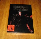 DVD MEATBALL MACHINE - SPLATTER - METALLSCHUBER - neu