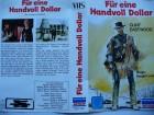Für eine Handvoll Dollar ... Clint Eastwood