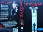 The Crow - Die Krähe ... Brandon Lee  ...  Horror - VHS !!!