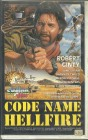 Codename Hellfire - Action mit Robert Ginty - FSK 18 - VHS