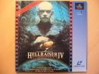 Hellraiser 4 Bloodline- uncut - deutsche LD Laserdisc Astro