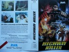 Highway Killer ... Mario Almada  ...  VHS !!!
