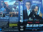 Blue Jean Cop ... Peter Weller, Sam Elliott  ...  VHS !!!