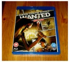 BLU-RAY WANTED - Angelina Jolie - ENGLISCH - DEUTSCH