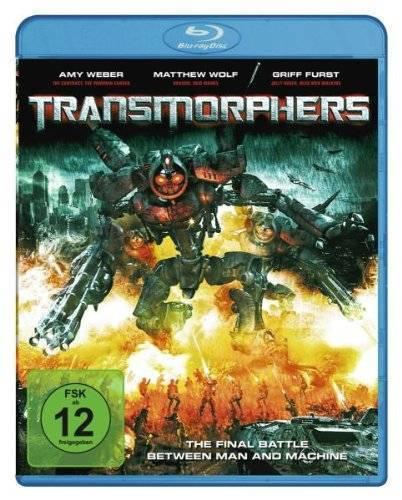 TRANSMORPHERS (Blu-Ray) OVP
