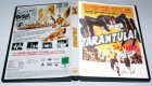 Tarantula DVD - Erstauflage mit 3D Cover -