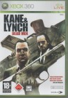 Kane & Lynch - Dead Men - Xbox 360