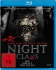 Night Claws - Die Nacht der Bestie [Blu-ray]