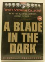 A blade in the Dark Uncut Dvd Lamberto Bava (T)
