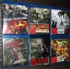 BR Zombie BR Sammlung 12 Filme tw Uncut