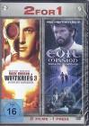 2 For 1 - Weltkrieg 3 & Evil Mission DVD OVP