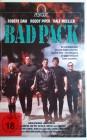 VHS - BAD PACK (Roddy Piper, Ralf Moeller, Robert Davi)Ascot