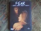 Fear - Wenn Liebe Angst Macht  - Thriller - uncut dvd