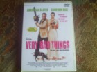 Very Bad Things - Christian Slater - Cameron Diaz - dvd