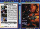 BORN A NINJA - aka BIONIC NINJA gr.Hartbox Cover Z - DVD