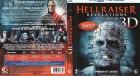 HELLRAISER - REVELATION - UNCUT - kein 3D normaler  Blu-ray