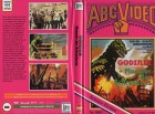 GODZILLA -gr.Hartbox LIMITED 111er Nr.69 ABC VIDEO LOOK-DVD