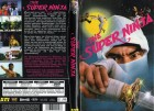 THE SUPER NINJA -gr.Hartbox LIMITED 99er COVER.B- DVD