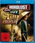 Mordlust - Some guy who kills people [Blu-ray] OVP