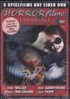 CURFEW + DAS NEST + MASK OF MURDER 2 Horror Edition