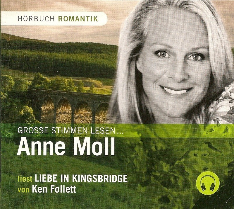 """Liebe in Kingsbridge"" von Ken Follett CD"