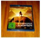 BLU-RAY JUMPER - Hayden Christensen - Samuel L. Jackson