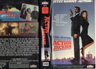 ACTION JACKSON - Superstar VANITY - gr. HB Cover - VHS