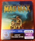 Mad Max - Fury Road - Limited Steelbook Edition
