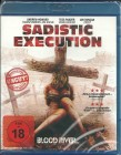 Sadistic Execution - Blood River - Blu Ray - FSK 18 - Uncut