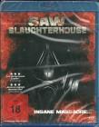 SAW Slaughterhouse - Blu Ray - FSK 18 - Uncut