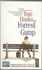 Forrest Gump - Tom Hanks - VHS