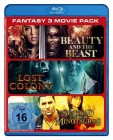 Fantasy - 3 Movie Pack [Blu-ray] OVP