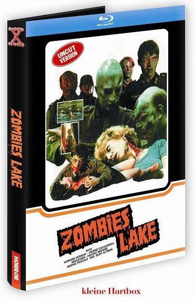 Zombies Lake (kl. Hartbox) [Blu-ray] (deutsch/uncut) NEU+OVP