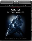 Ninja : Revenge Will Rise  - Black Edition - uncut  Blu-ray