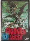 Giganten der Vorzeit - Dinosaurier Trash, Vulkan, Godzilla