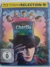 Charlie und die Schokoladenfabrik - Johnny Depp, Tim Burton