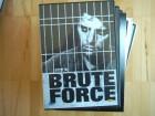 Brut Force uncut auf engl. Burt Lancaster  Zelle 17