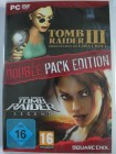 Tomb Raider III & IV Legend - Lara Croft Double Pack
