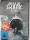 Jurassic Shark Sammlung - 1,2,3 - Hai Monster aus der Tiefe