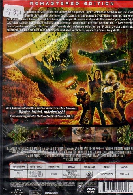 AVH Alien vs. Hunter (18991)