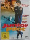 Junior Pilot - Kind steuert Flugzeug - Jumbo Jet, D. Rasche